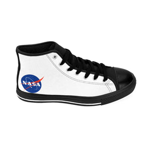 Women's High-top Apollo Moon Sneakers