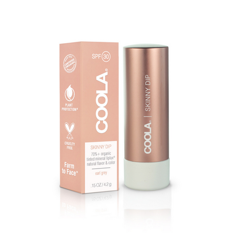 COOLA Suncare | Mineral Liplux SPF 30 - Skinny Dip