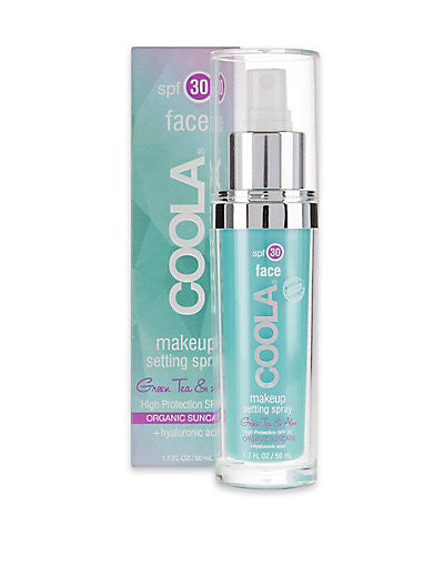COOLA Suncare | Makeup Setting Spray SPF 30