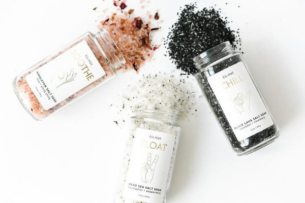 Kismet Essentials | Salt Soaks