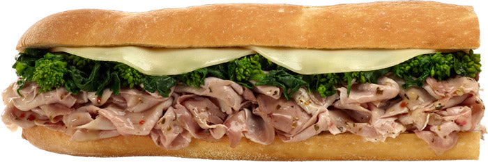 Tony Luke's Roast Pork Italian
