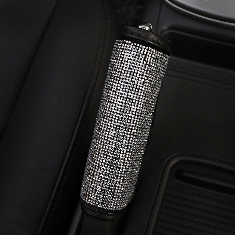 Bling Bling Diamond Rhinestones Car Auto Accessories