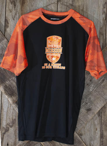Orange SWAM Event T-Shirt