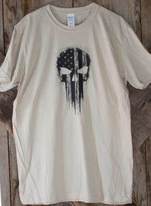 Short Sleeve Punisher T-Shirt