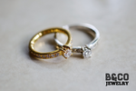 .30ct Navigli Engagement Ring (PURE GOLD)