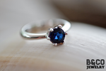 1ct Hvar Gemstone Ring