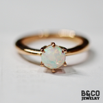 1ct Hvar Opal Ring