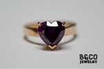 3ct Corazon Gemstone Ring