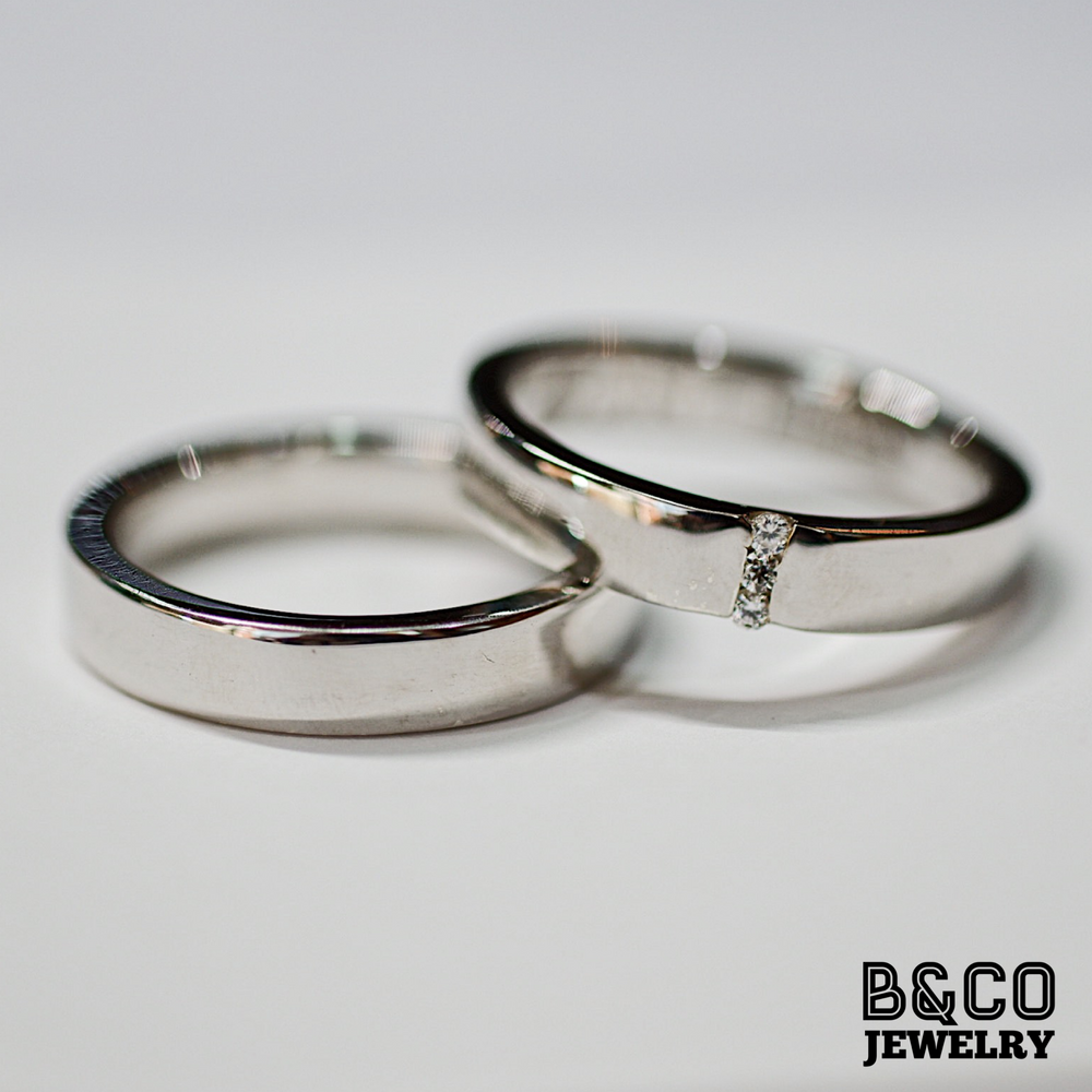 Rethymno Wedding Rings