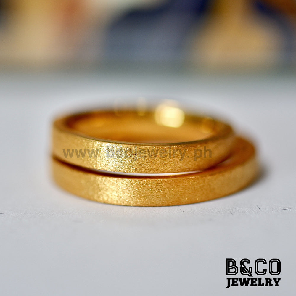 Azores Wedding Rings