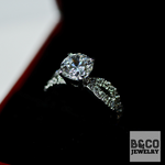 2ct Zermatt Engagement Ring
