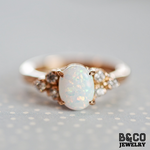 1.5ct Montmartre Opal Ring