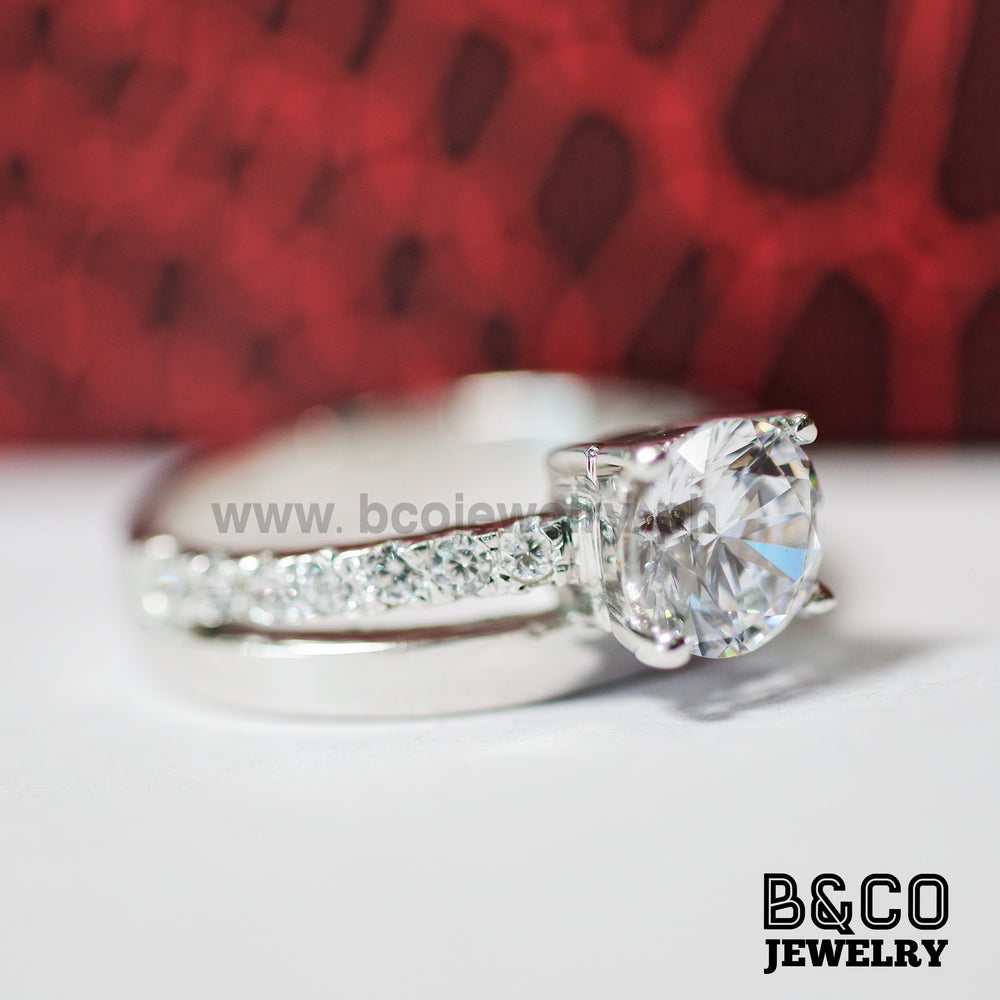 1.5ct Glasgow Engagement Ring