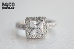4ct Iseo Engagement Ring