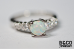 1.5ct Slovenia Opal Ring