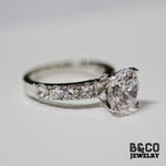 2ct Naxos Engagement Ring