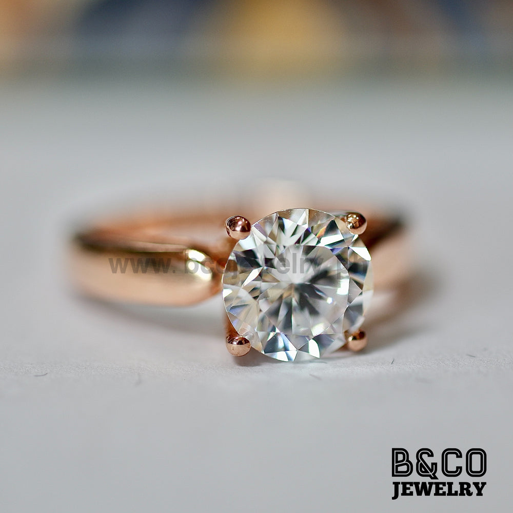 2ct Copenhagen Engagement Ring