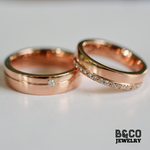 Zagreb Wedding Rings