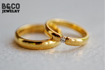 Braga Wedding Rings