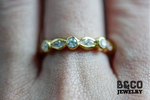 3mm Marquis Eternity Ring