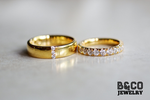 Sant' Andrea Wedding Rings