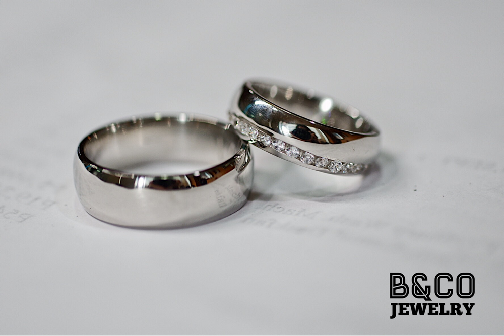 Sottomarina Wedding Rings