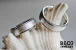 The Salento Wedding Rings