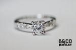 1ct Athens Engagement Ring