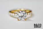 2ct Albarracin Engagement Ring