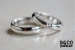 Charente Wedding Rings
