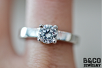 1ct Cadiz Engagement Ring