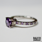 1ct Salamanca Gemstone Ring