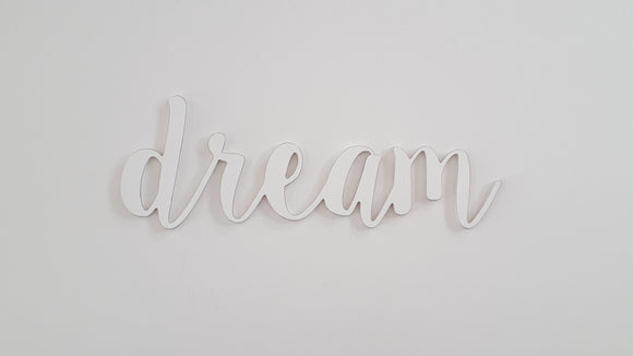 dream (new script)