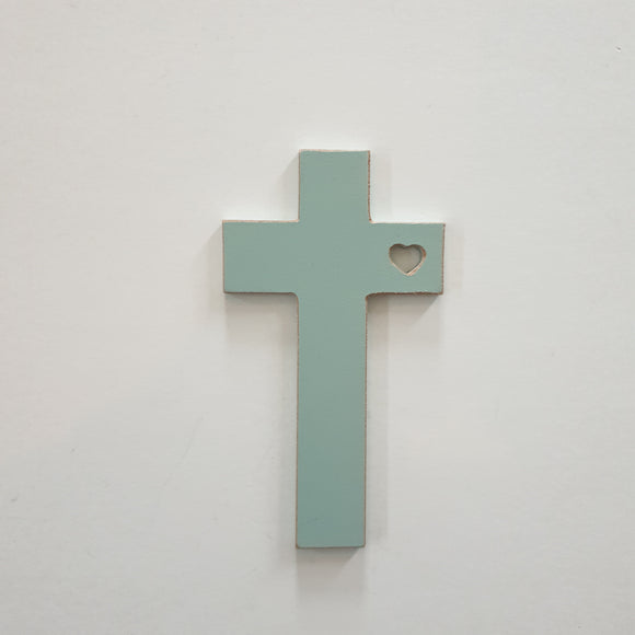 wooden cross - wall art - wall decor - cross decor