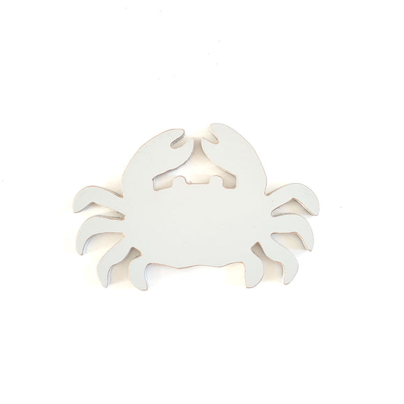 crab shape - wooden shapes - wall decor