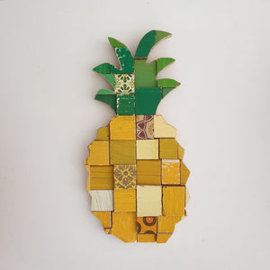 Pineapple patchwork