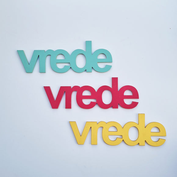 SALE stock  - vrede bold