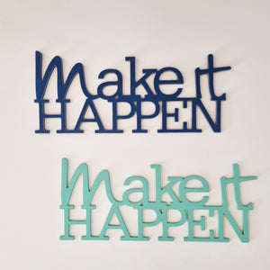 SALE stock  - Make it happen
