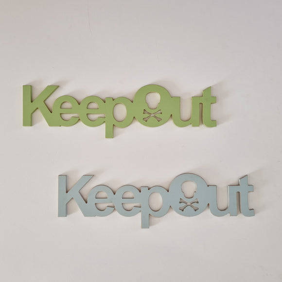 SALE stock - keepout