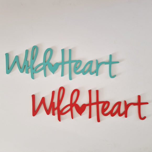 SALE stock - wild heart