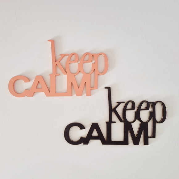 SALE stock - keep calm