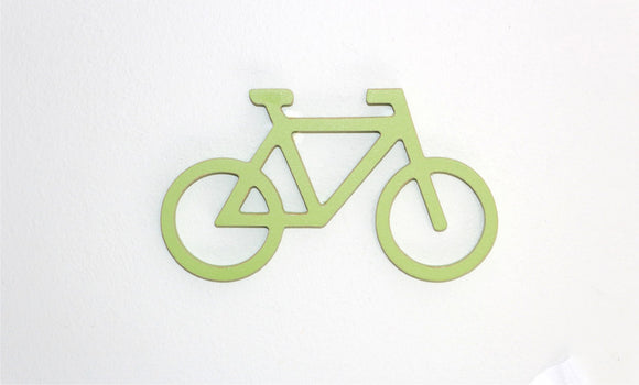 Bike - Bicycle wooden wall art