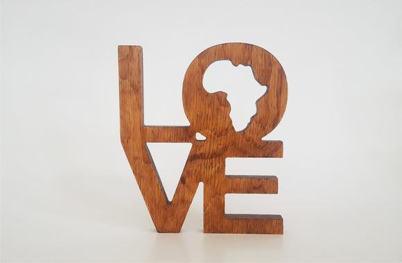 Love Africa thin Ply