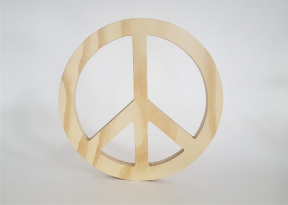 Ply peace sign