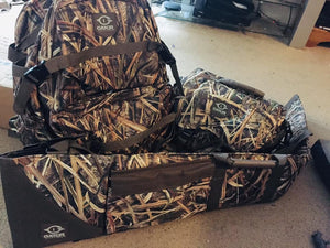 Standard Floating Gun Case - NEW Mossy Oak