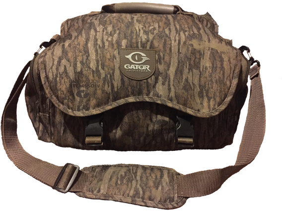 Grab 'N Go Waterfowl Blind Bag- NEW Mossy Oak Bottomland