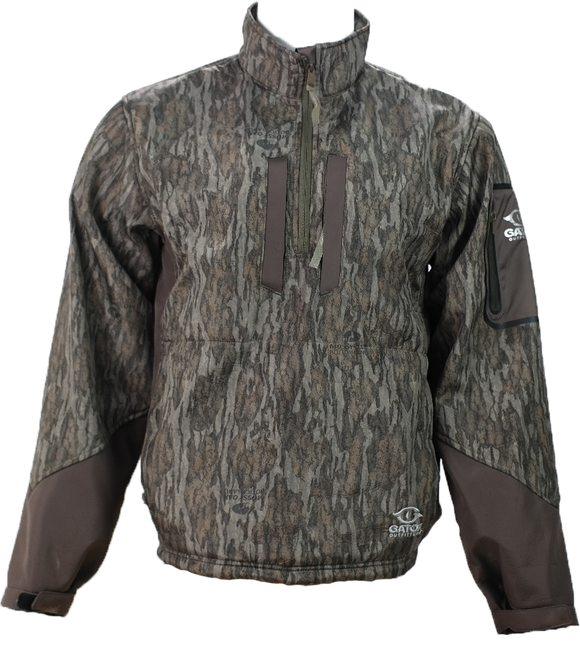 Waterfowl SoftShell Jacket- NEW Mossy Oak Bottomland