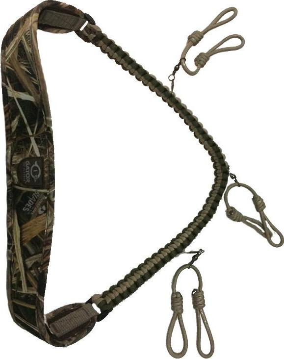 Waterfowl Neoprene Call Lanyard