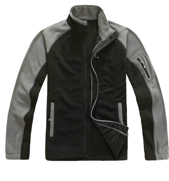 CLEARANCE Gator Outfitters Cypress Fleece Jacket (BLACK)