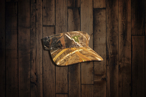 Blue Wing Visor - Realtree